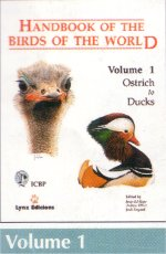 Handbook of the Birds of the World Volume 1